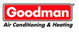 Goodman-cooling-heating-logo