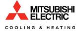 Mitsubishi-cooling-heating-logo