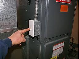 furnce power control